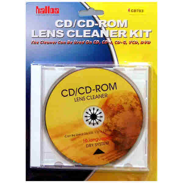 CD / DVD Cleaners